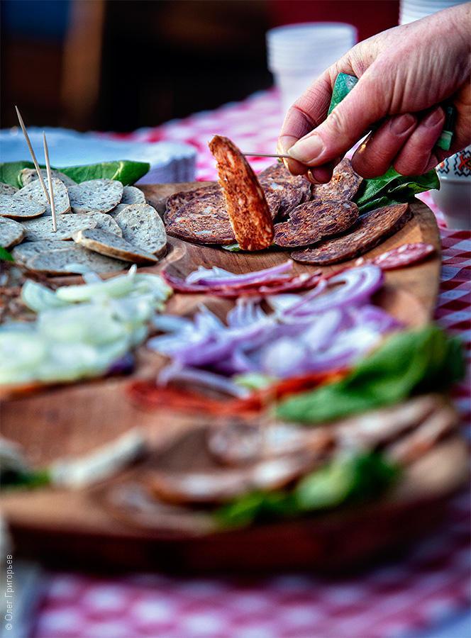 festival gecha 18 Фестиваль мясников в Закарпатье