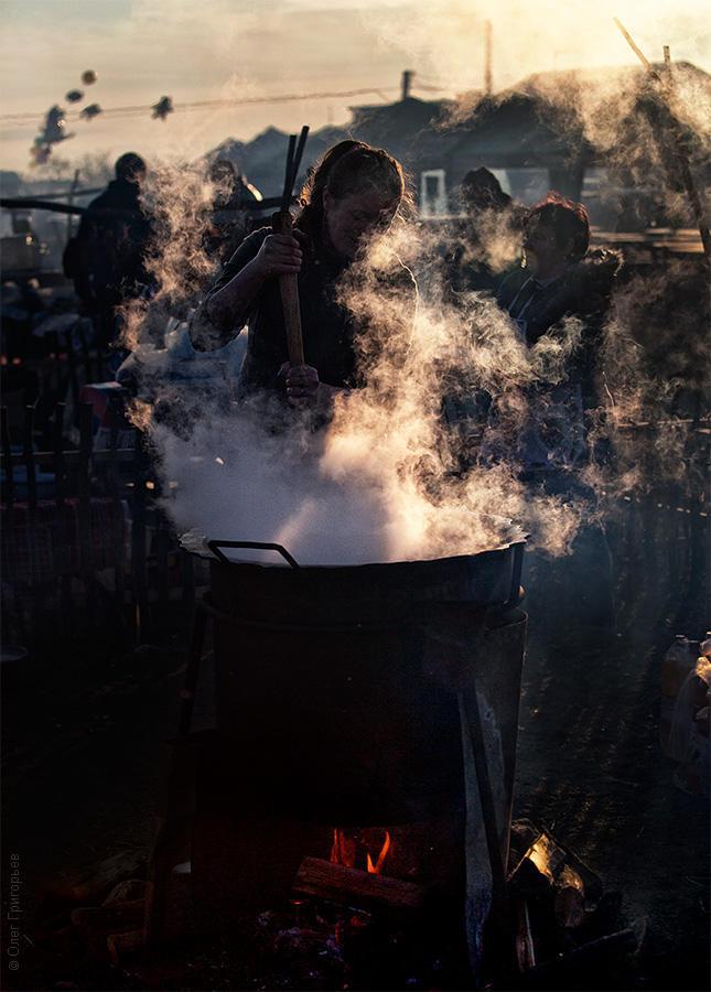 festival gecha 19 Фестиваль мясников в Закарпатье