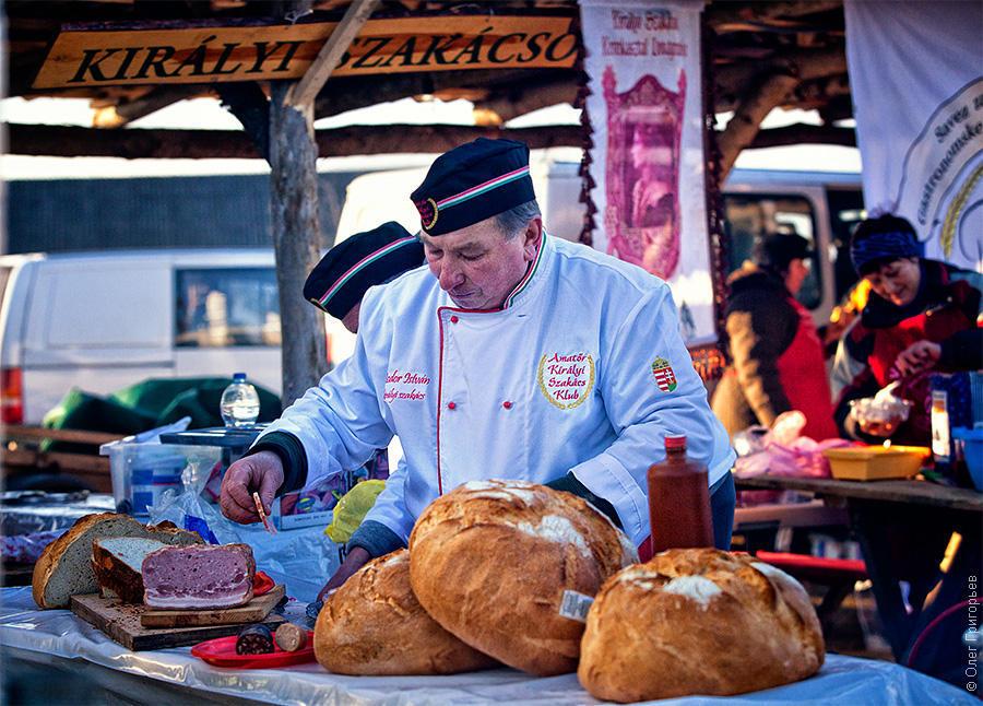 festival gecha 26 Фестиваль мясников в Закарпатье