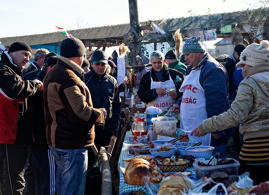 festival gecha 29 Фестиваль мясников в Закарпатье