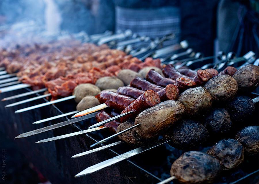 festival gecha 34 Фестиваль мясников в Закарпатье