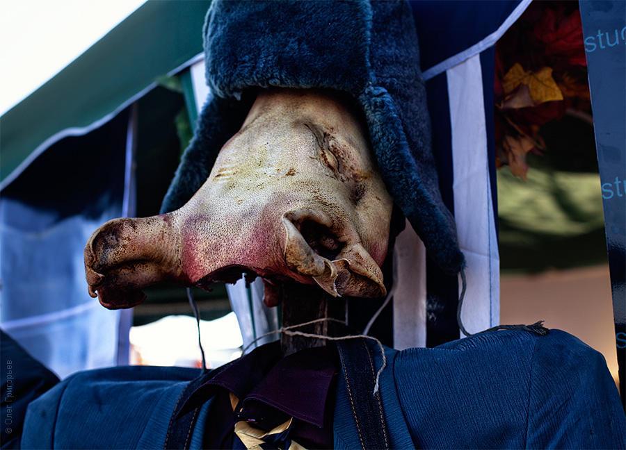 festival gecha 38 Фестиваль мясников в Закарпатье