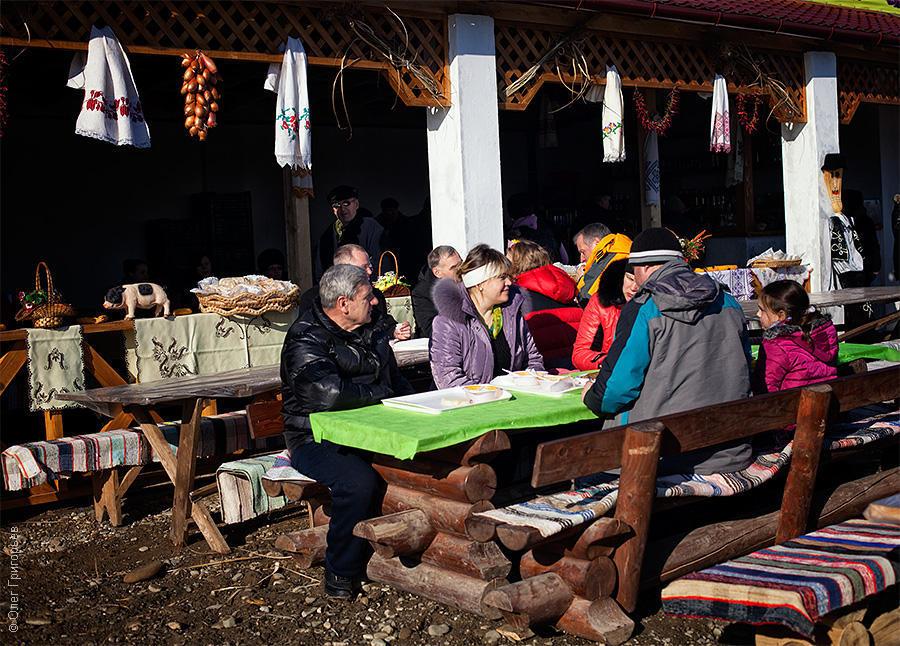festival gecha 41 Фестиваль мясников в Закарпатье