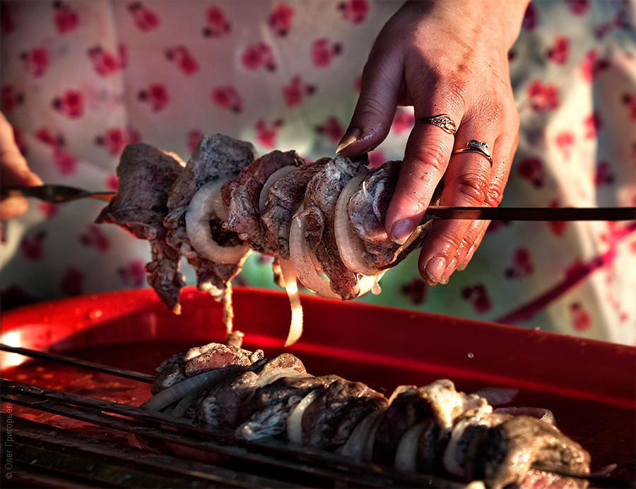 festival gecha 48 Фестиваль мясников в Закарпатье