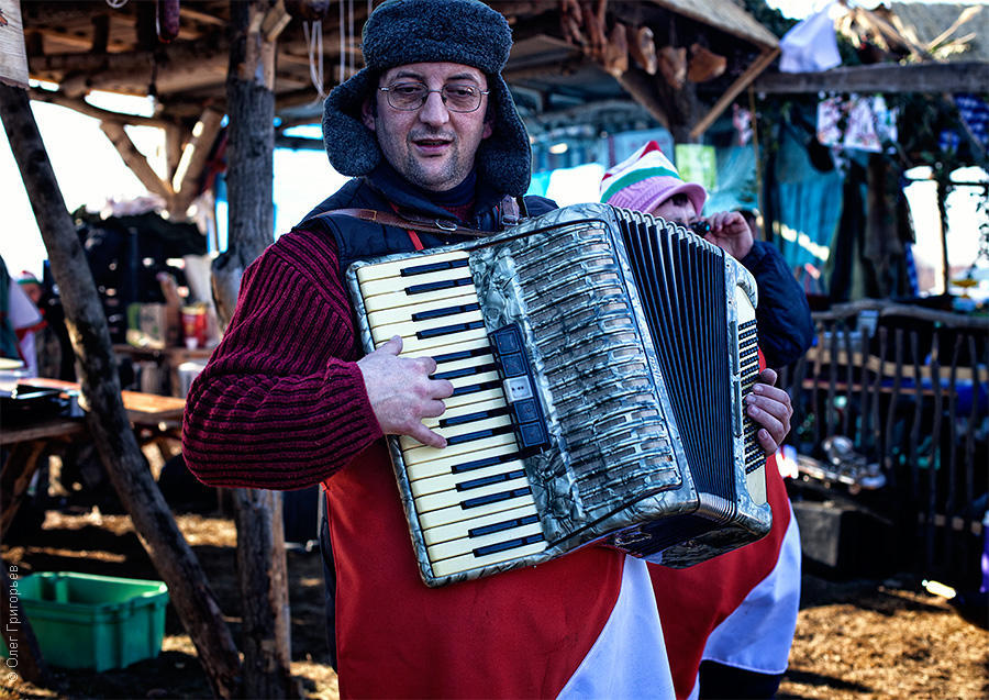 festival gecha 53 Фестиваль мясников в Закарпатье
