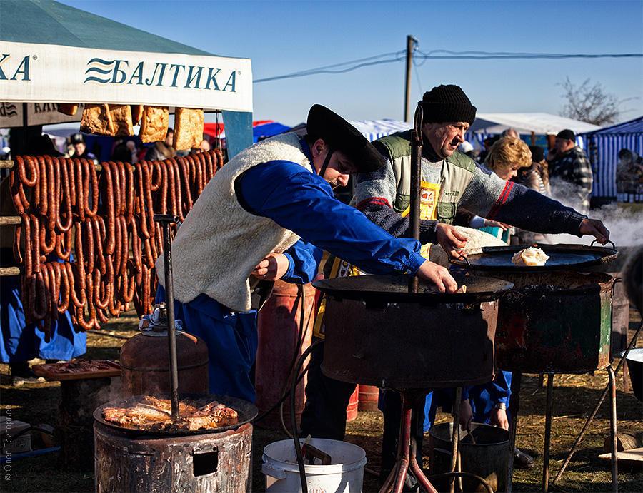 festival gecha 58 Фестиваль мясников в Закарпатье