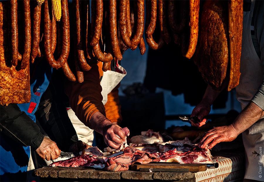 festival gecha 6 Фестиваль мясников в Закарпатье