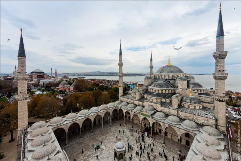 Запретный Стамбул