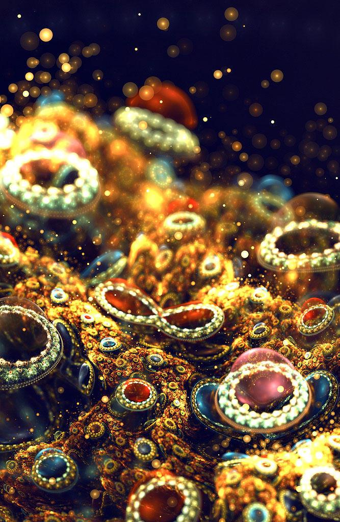 fractal0 Чудеса фрактальной графики