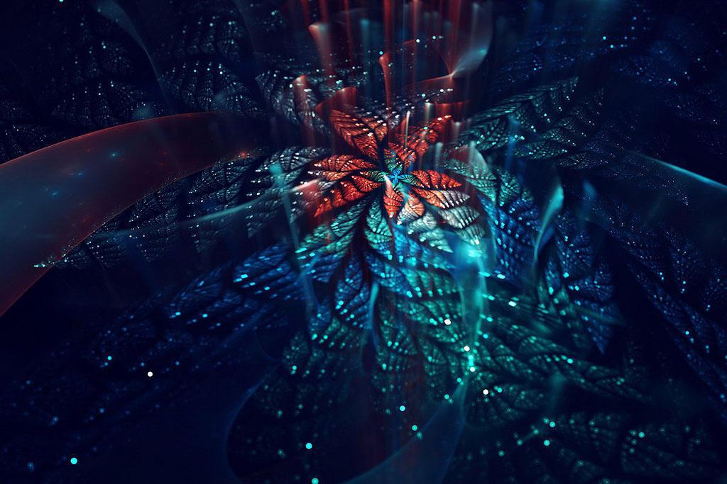 fractalP Чудеса фрактальной графики