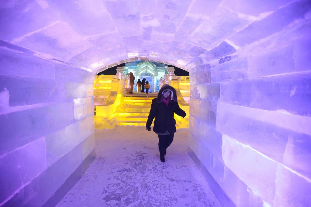 harbin03 Харбинский международный фестиваль снежных и ледяных скульптур 2013