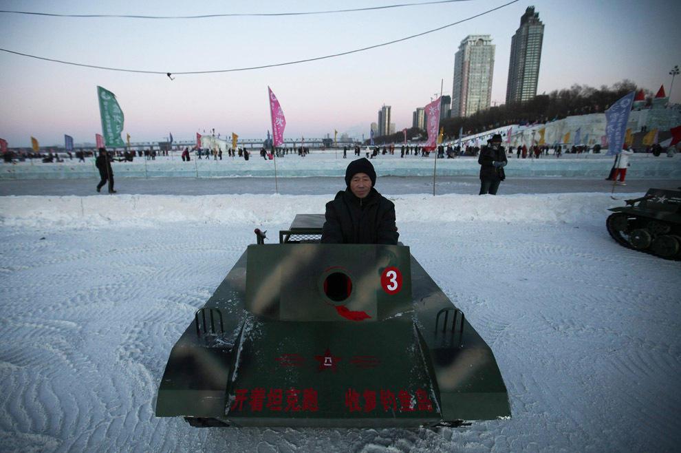 harbin10 Харбинский международный фестиваль снежных и ледяных скульптур 2013