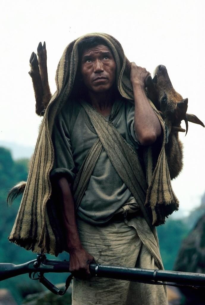 Собиратели меда в Непале
