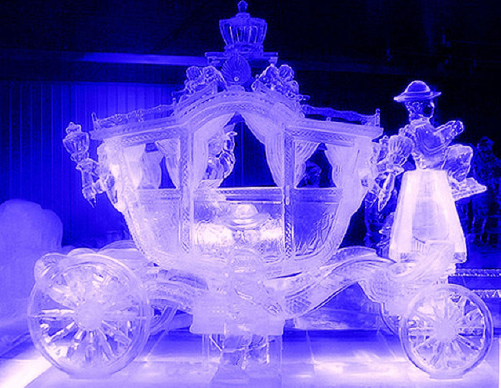 Картинки ледяные фигуры