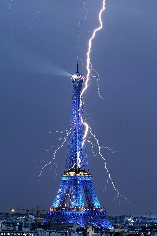 lightnings01 13 самых красивых молний со всего света