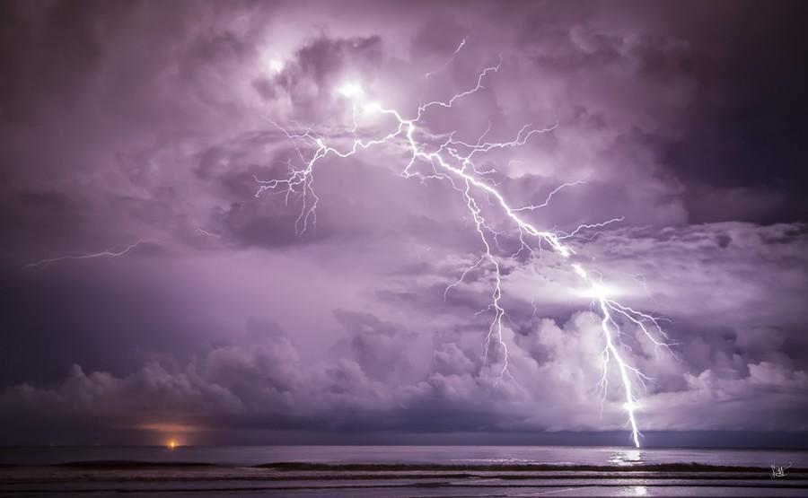lightnings02 13 самых красивых молний со всего света