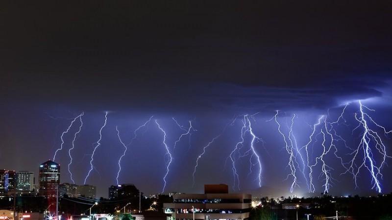 13 самых красивых молний со всегосвета