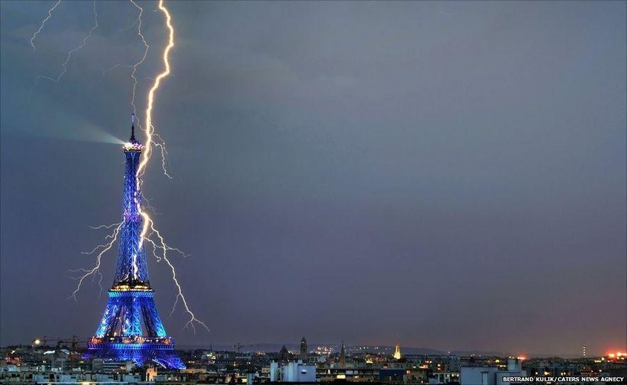 lightnings05 13 самых красивых молний со всего света