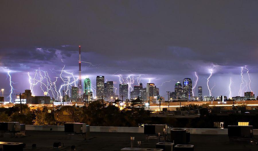 lightnings07 13 самых красивых молний со всего света