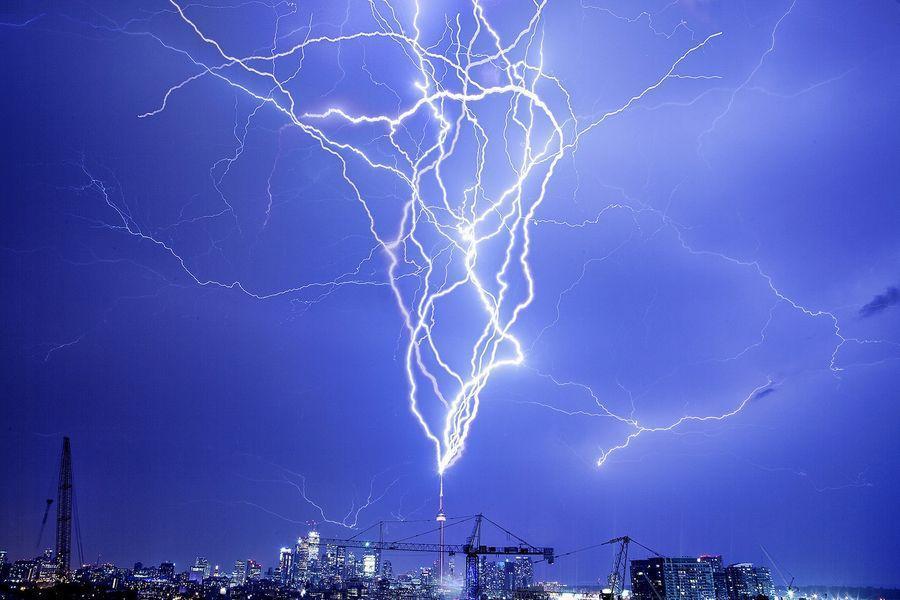 lightnings08 13 самых красивых молний со всего света