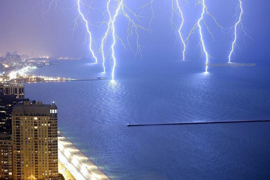 lightnings09 13 самых красивых молний со всего света