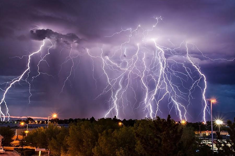 lightnings10 13 самых красивых молний со всего света