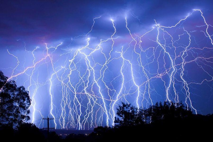 lightnings13 13 самых красивых молний со всего света