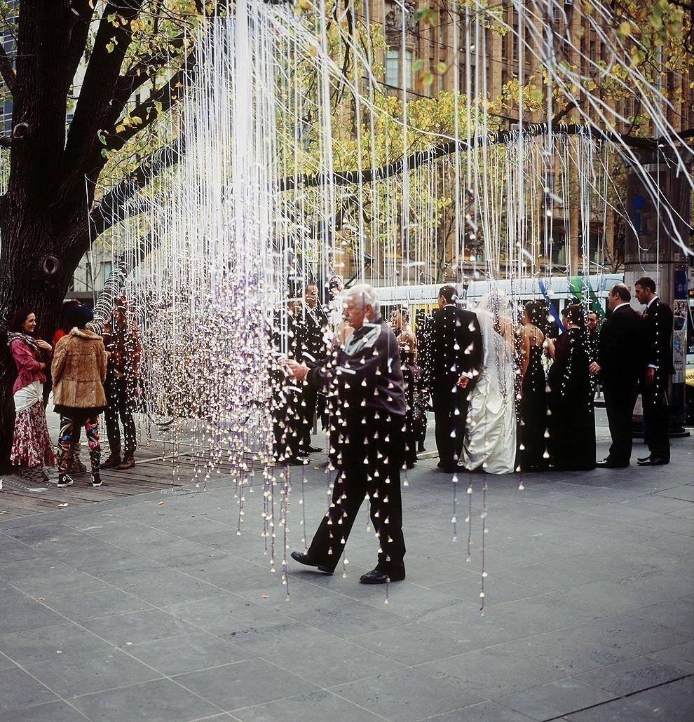 melodicbells06 12 тысяч бубенцов на дереве