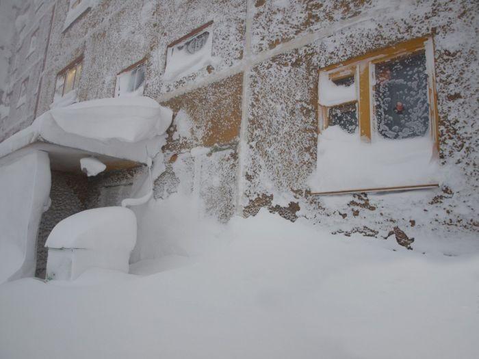 norilsk02 Суровая зима в Норильске