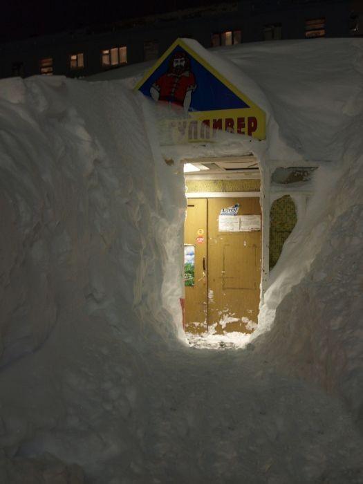 norilsk03 Суровая зима в Норильске