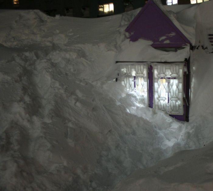 norilsk05 Суровая зима в Норильске