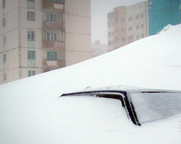 norilsk06 Суровая зима в Норильске