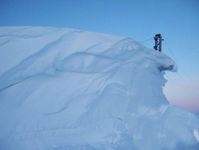 norilsk09 Суровая зима в Норильске