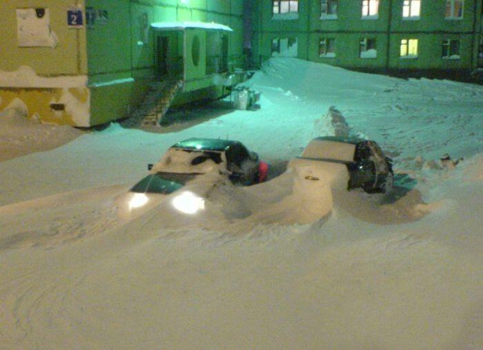 norilsk10 Суровая зима в Норильске