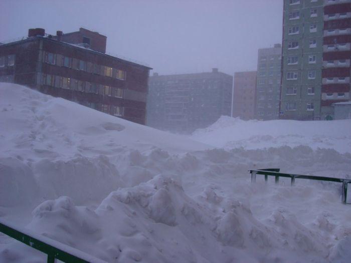 norilsk12 Суровая зима в Норильске