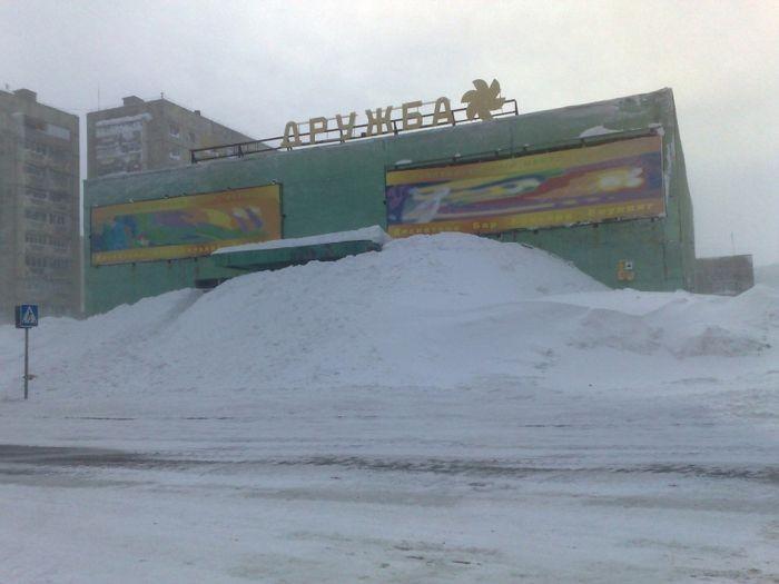 norilsk13 Суровая зима в Норильске