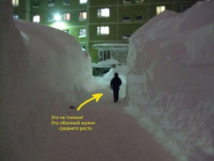 norilsk15 Суровая зима в Норильске