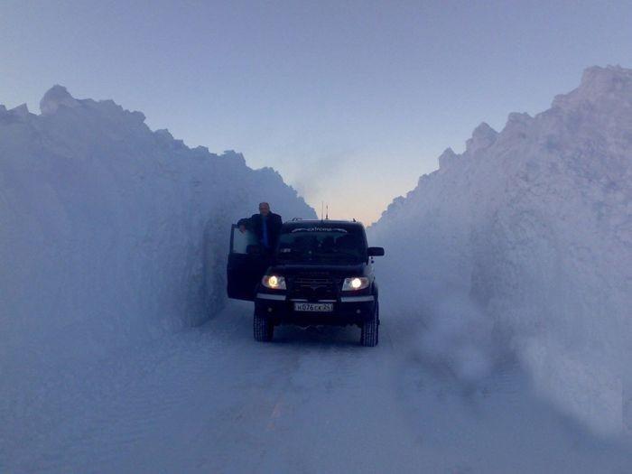 norilsk17 Суровая зима в Норильске