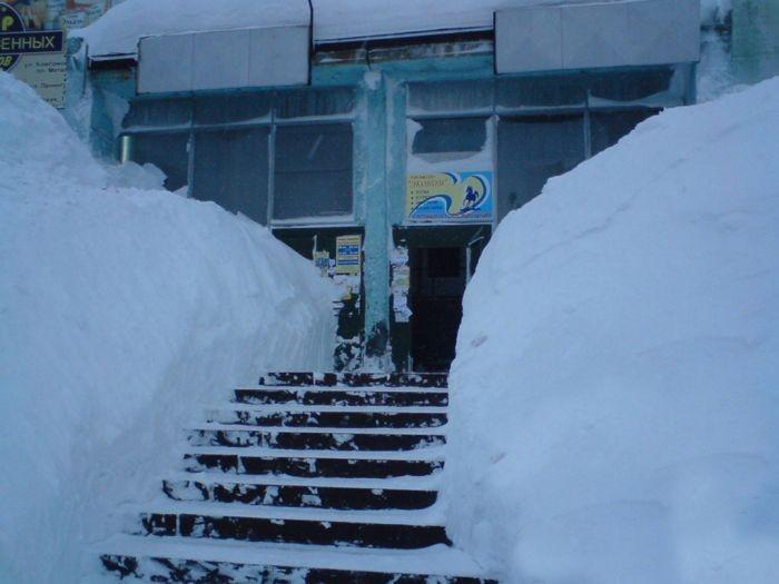 norilsk18 Суровая зима в Норильске