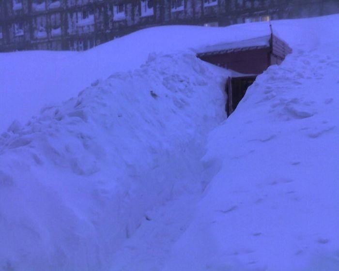 norilsk19 Суровая зима в Норильске