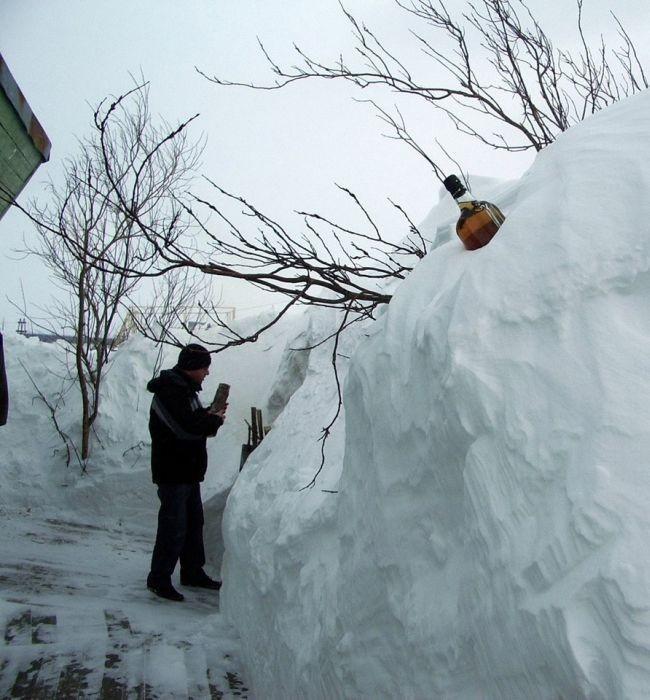 norilsk20 Суровая зима в Норильске
