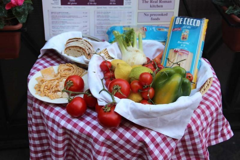 oedevRime 58 800x533 О еде в Риме: альтернатива ресторанам
