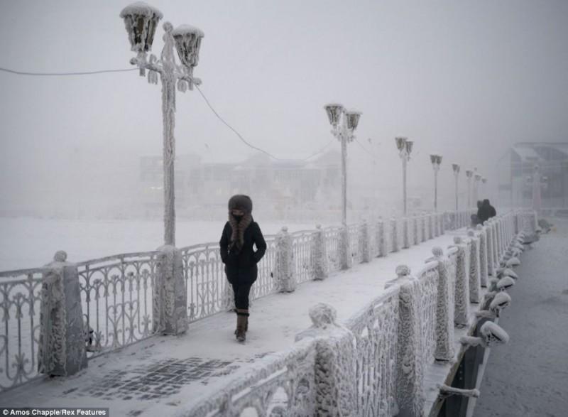 oymyakon01 800x587 Село Оймякон   самый холодный населенный пункт в мире