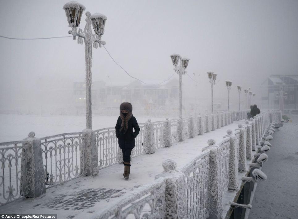 oymyakon01 Село Оймякон   самый холодный населенный пункт в мире