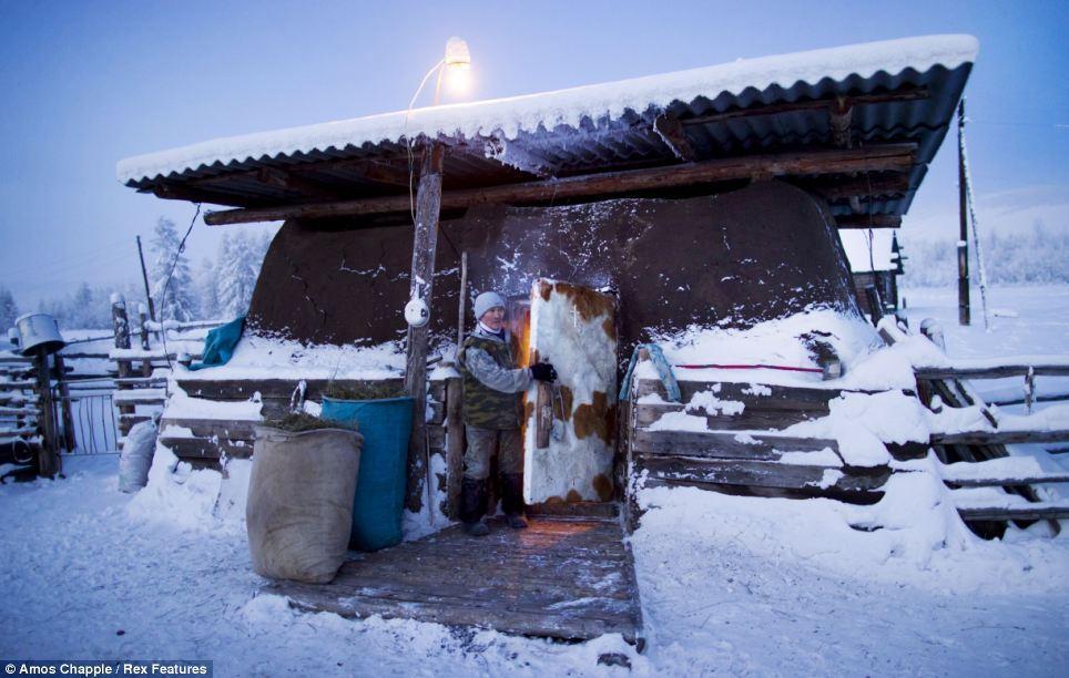 oymyakon04 Село Оймякон   самый холодный населенный пункт в мире