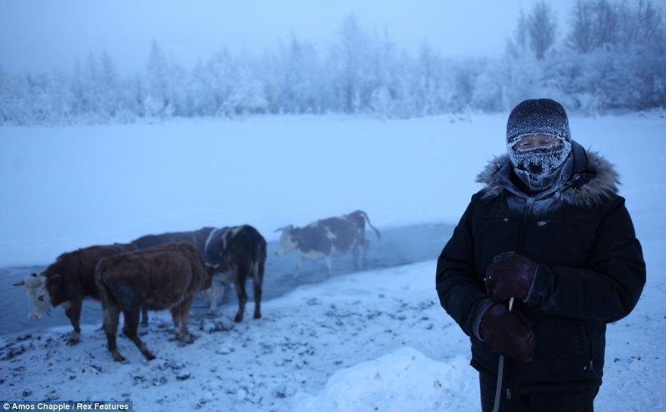 oymyakon06 Село Оймякон   самый холодный населенный пункт в мире