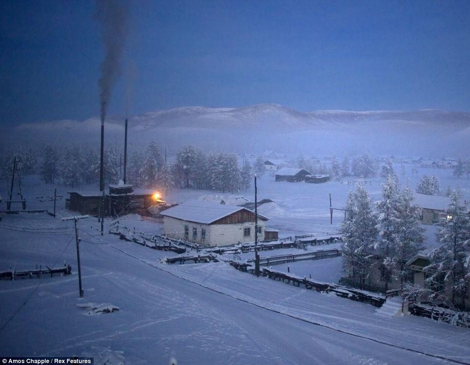 oymyakon08 Село Оймякон   самый холодный населенный пункт в мире