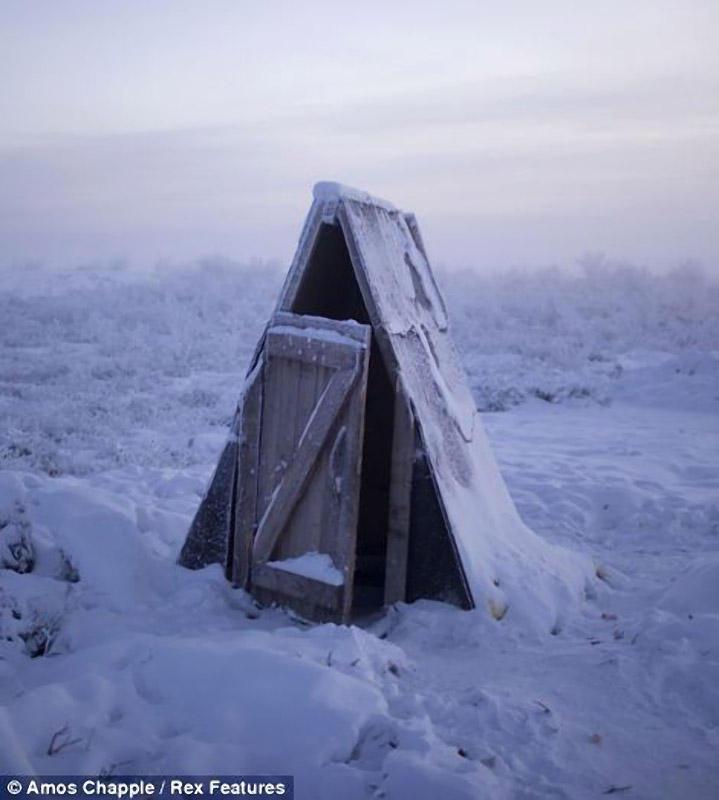oymyakon13 Село Оймякон   самый холодный населенный пункт в мире