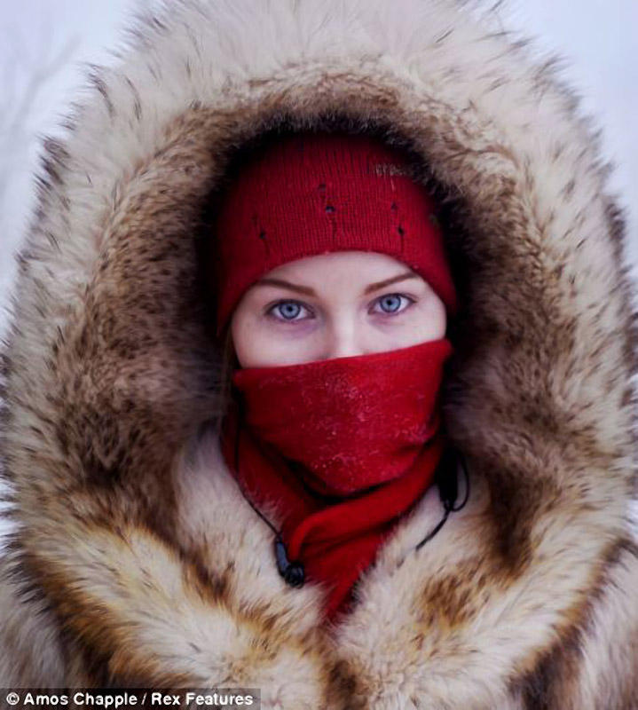 oymyakon14 Село Оймякон   самый холодный населенный пункт в мире