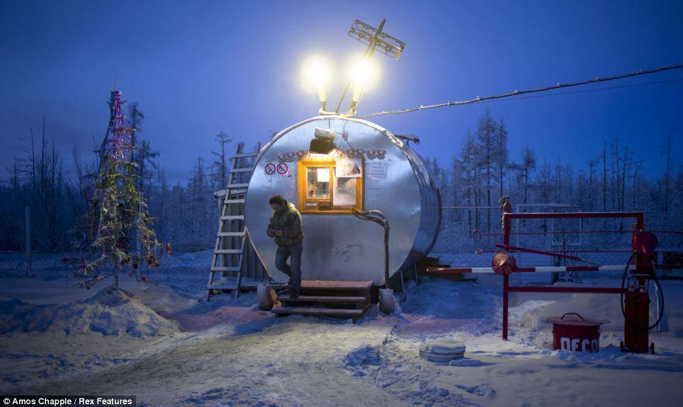 oymyakon17 Село Оймякон   самый холодный населенный пункт в мире